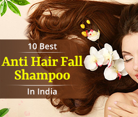 10 Best Anti Hair Fall Shampoo in India