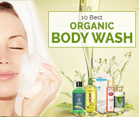10 Best Organic Body Wash in India
