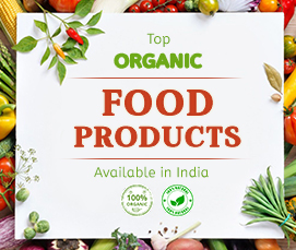 5 Most Popular Organic Products Brand in India