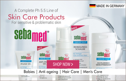Sebamed Skincare Products