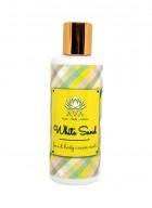 AVA White Sands Creamy Face & Body Wash