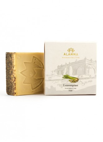 Alanna Lemongrass Soap (Pack of 2)