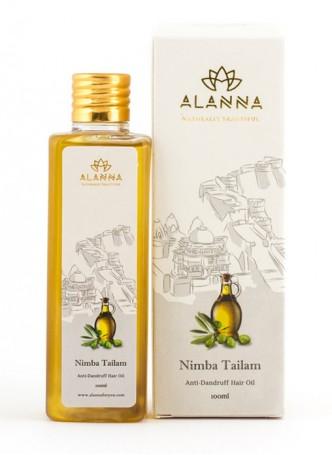 Alanna Nimba Tailam Hair Oil