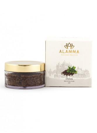 Alanna Detox Facial and Body Scrub