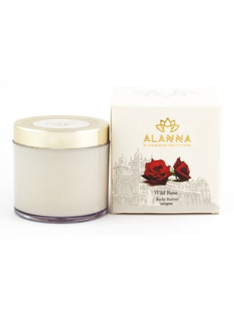 Alanna Wild Rose Body Butter