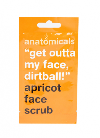 Anatomicals Apricot Face Scrub (Pack of 2)