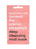 Anatomicals Deep Cleansing Mud Mask (Pack of 3)