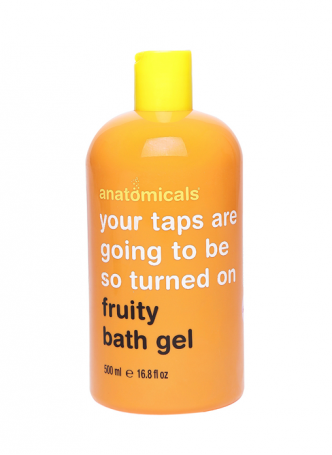 Anatomicals Fruity Bath Foam/Gel