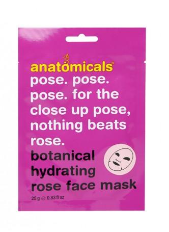 Anatomicals Rose Botanical Cloth Face Mask (Pack of 2)