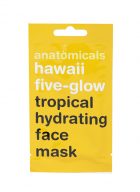 Anatomicals Tropical Hydrating Face Mask (Pack of 3)