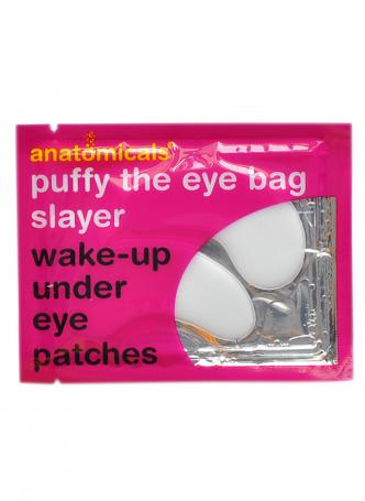 Anatomicals Puffy the Eye Bag Slayer Wake Up Under Eye Patches