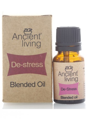 Ancient Living De-Stress Blended Oil-Pack of 2
