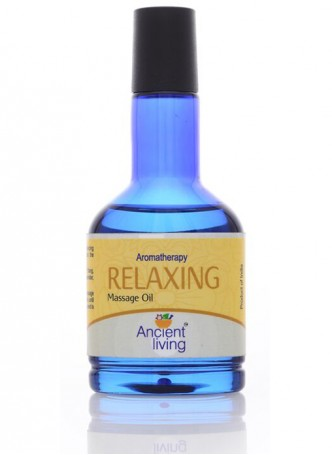 Ancient Living Relaxing Massage Oil
