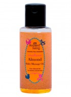 Ancient Living Almond Baby Massage Oil-100ml (Pack of 2)