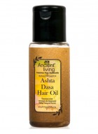 Ancient Living Ashta Dasa Hair Oil-50ml (Pack of 2)