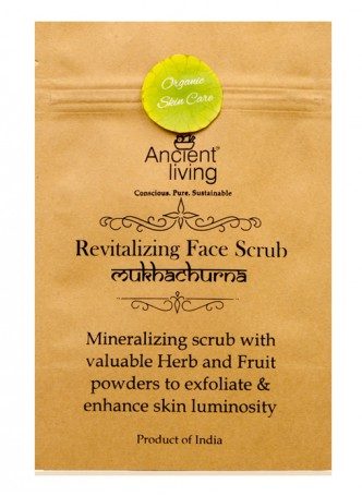 Ancient Living Revitalizing Face Scrub (Pack of 2)