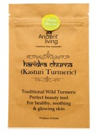 Ancient Living Kasturi Turmeric Pack (Pack of 2)