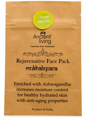Ancient Living Rejuvenative Face Pack-Pack of 2