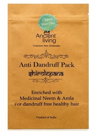 Ancient Living Anti Dandruff Pack-Pack of 2