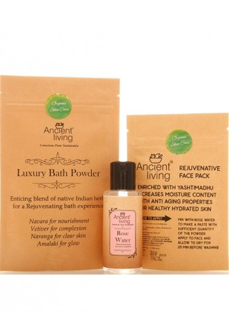 Ancient Living Anti Ageing Combo Pack 1