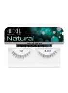 Ardell-Natural Strip Lashes108 Demi Black- 60810-Pack of 2