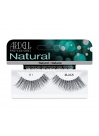 Ardell-Natural Strip Lashes111 Black- 61110-Pack of 2