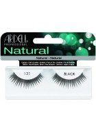 Ardell-Natural Strip Lashes131 Black- 65006-Pack of 2