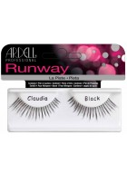 Ardell-Runway Claudia Black Eye Lashes-Pack of 2