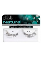 Ardell-Natural Strip Lashes116 Black- 65090-Pack of 2