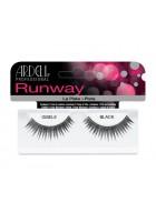 Ardell-Runway Gisele Black Eye Lashes-Pack of 2