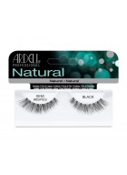 Ardell-Natural Strip Lashes120 Demi Black- 65092-Pack of 2