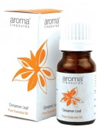 Aroma Treasures Cinnamon Leaf 100% Pure Natural Essential Oil (Pack of 2)