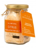 Artisan Palate Natural Citrus Himalayan Pink Salt (Pack of 2)