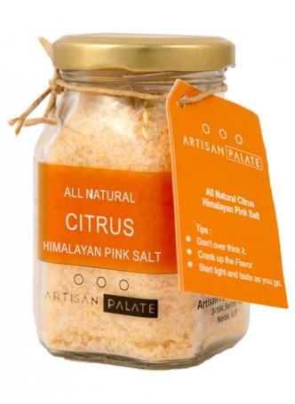 Artisan Palate Natural Citrus Himalayan Pink Salt (Pack of 2)