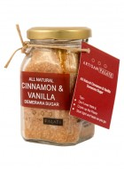 Artisan Palate Natural Cinnamon & Vanilla Demerara Sugar (Pack of 2)