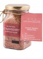Artisan PalateNatural Strawberry Demerara Sugar (Pack of 2)