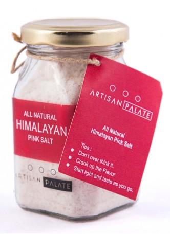 Artisan Palate Natural Himalayan Pink Salt (Pack of 2)
