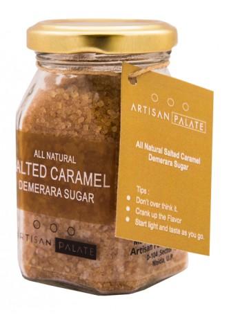 Artisan Palate Natural Salted Caramel Demerara Sugar (Pack of 2)