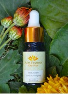 Aura Essence Pure Bergamot Essential Oil (Pack of 2)