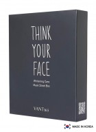 VANT 36.5 Think Your Face Whitening Care Mask Sheet
