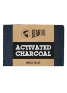 Beardo Activated Charcoal Brick Soap (Pack of 3)