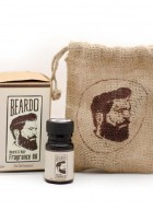 Beardo The Old Fashioned Beard Fragrance Hair Oil 10ml (Pack of 2)