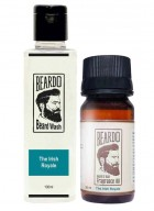 Beardo The Irish Royale Beard Oil (30ml) & Beard Wash (100ml) Combo