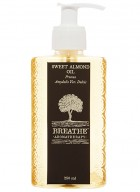 Breathe Aromatherapy Pure Sweet Almond Oil