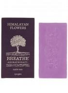 Breathe Aromatherapy Himalayan Flowers Soap