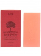 Breathe Aromatherapy Rose Soap