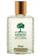 Breathe Aromatherapy Energy Burner Oil