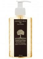 Breathe Aromatherapy Pure Coconut Milk Oil