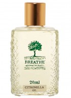 Breathe Aromatherapy Citronella Oil