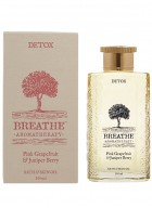 Breathe Aromatherapy Detox Bath And Skin Oil